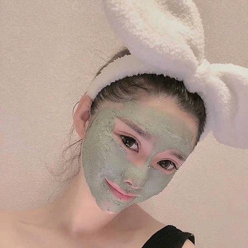 Bunny Ears Face Wash Headband