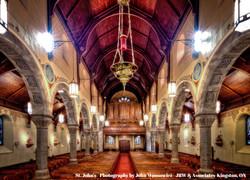 Interior St. John's