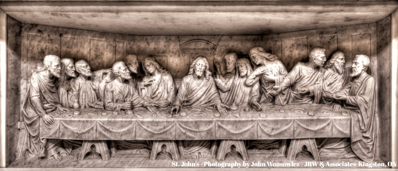Altar Decoration, St. John's