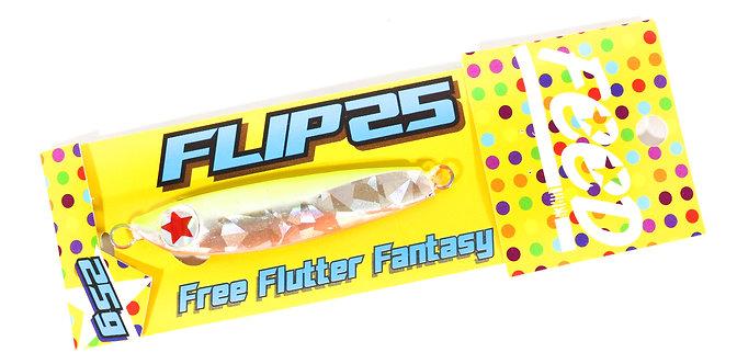 Feed Lures Metal Jig Flip 25 grams 105 (7105)