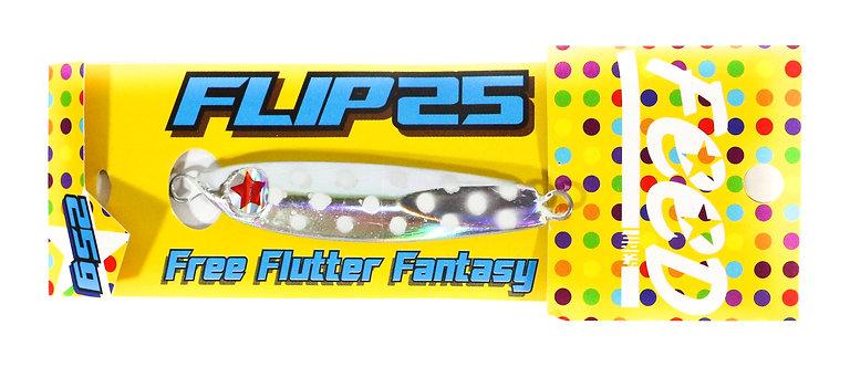 Feed Lures Metal Jig Flip 25 grams 119 (7119)