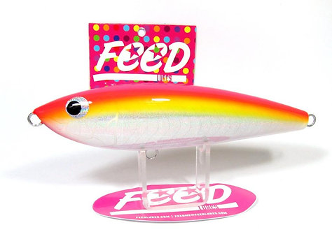 Feed Lures Slash 130 Hand Made Stick Bait Sinking Lure 130 grams 67 (9067)