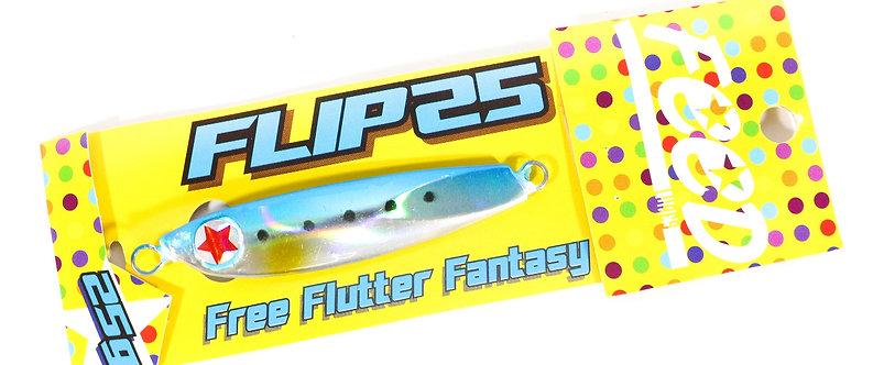 Feed Lures Metal Jig Flip 25 grams 108 (7108)