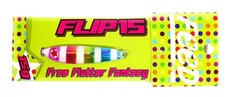 Feed Lures Metal Jig Flip 15 grams 113 (6113)
