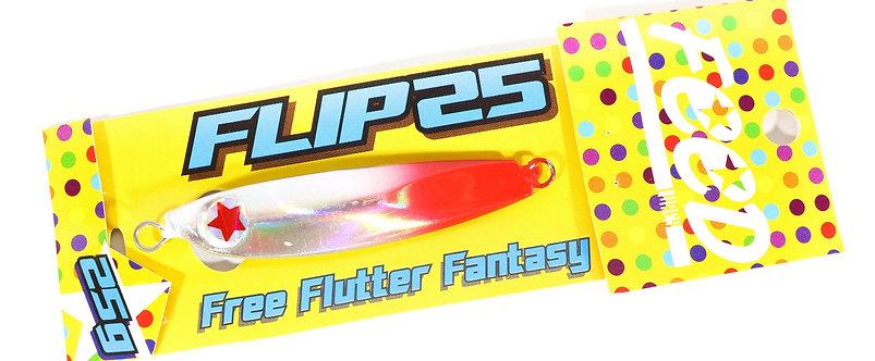 Feed Lures Metal Jig Flip 25 grams 110 (7110)