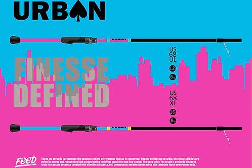 Feed Rod Spinning Urban US-68UL 6 lb 12 grams (0156)