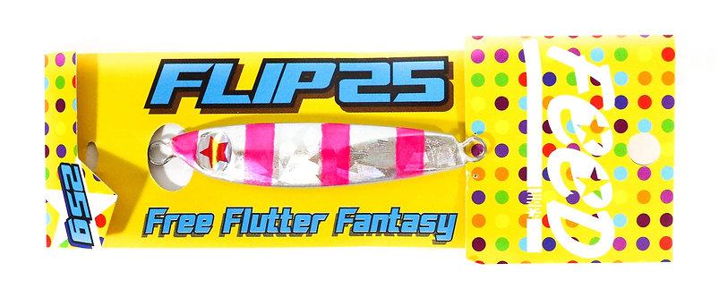 Feed Lures Metal Jig Flip 25 grams 116 (7116)