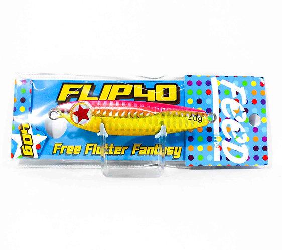 Feed Lures Metal Jig Flip 40 grams 108 (8108)