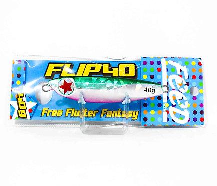 Feed Lures Metal Jig Flip 40 grams 106 (8106)