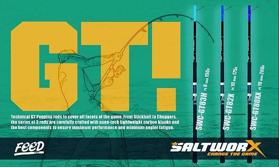 Feed Rod Spinning Salt Worx SWC-GT80 XX (3701)