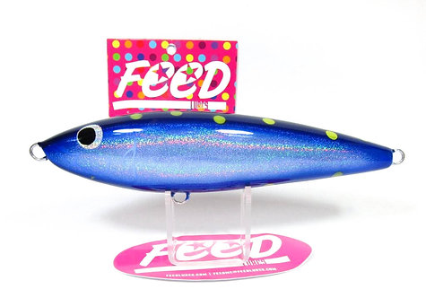 Feed Lures Slash 130 Hand Made Stick Bait Sinking Lure 130 grams 71 (9071)