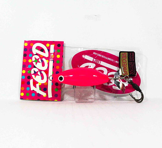 Feed Lures Shred 35 Hand Made Buzz Frog Floating Lure 35 grams 240 (0240)