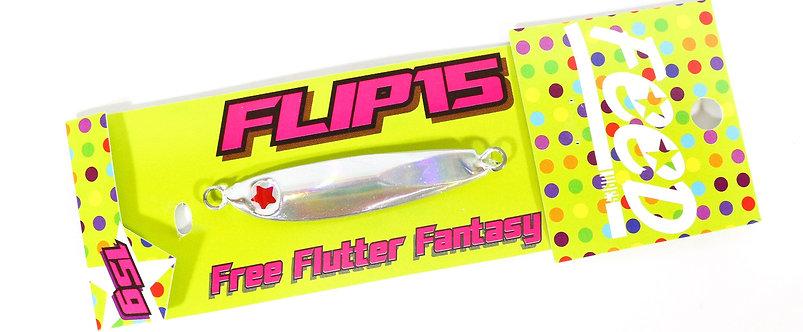Feed Lures Metal Jig Flip 15 grams 103 (6103)