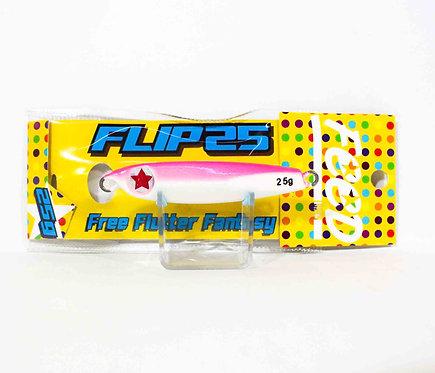 Feed Lures Metal Jig Flip 25 grams 104 (7104)