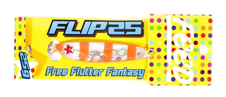 Feed Lures Metal Jig Flip 25 grams 114 (7114)