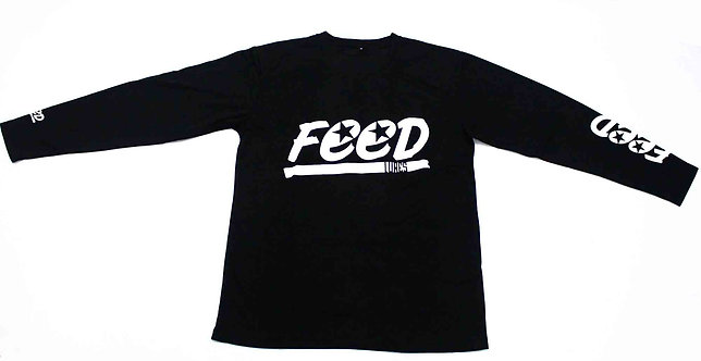 Feed Lures T-Shirt Dry Fit Long Sleeve