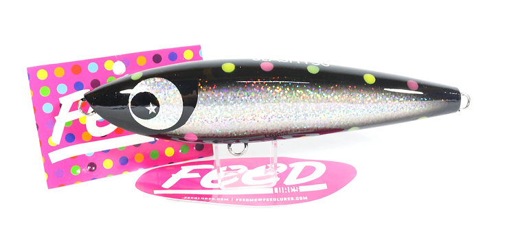 Feed Lures Slash 150 Hand Made Stick Bait Sinking Lure 150 grams 73 (0073)
