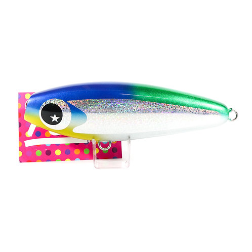 Feed Lures Swim 130 Hand Made Stick Bait Sinking Lure 130 grams 89 (9089)