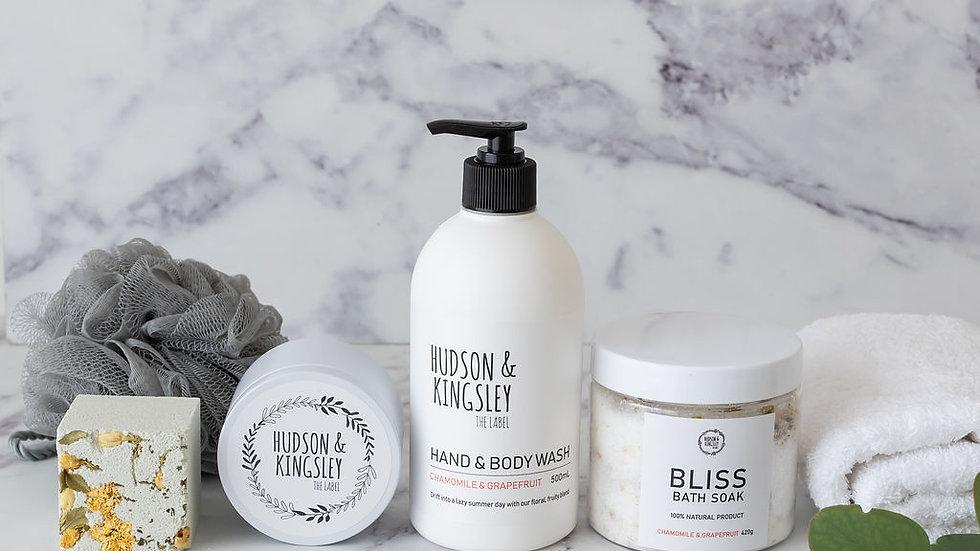 Bliss Bath & Body Gift Box