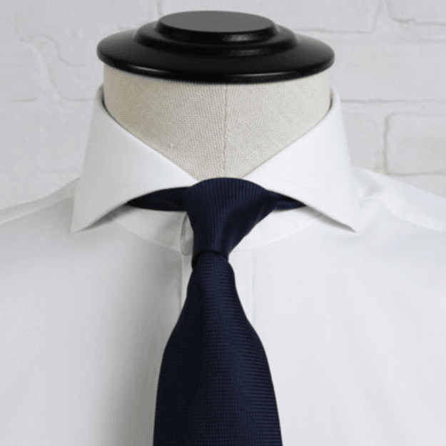Proper Cloth President Cutaway Collar