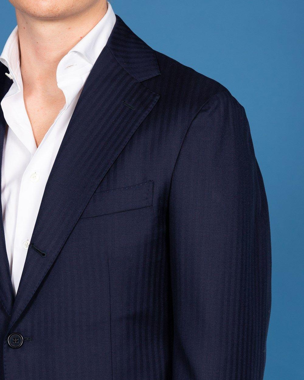 CAVOUR Herringbone Suit