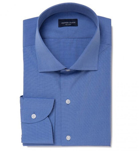 Proper Cloth French blue dress shirt
