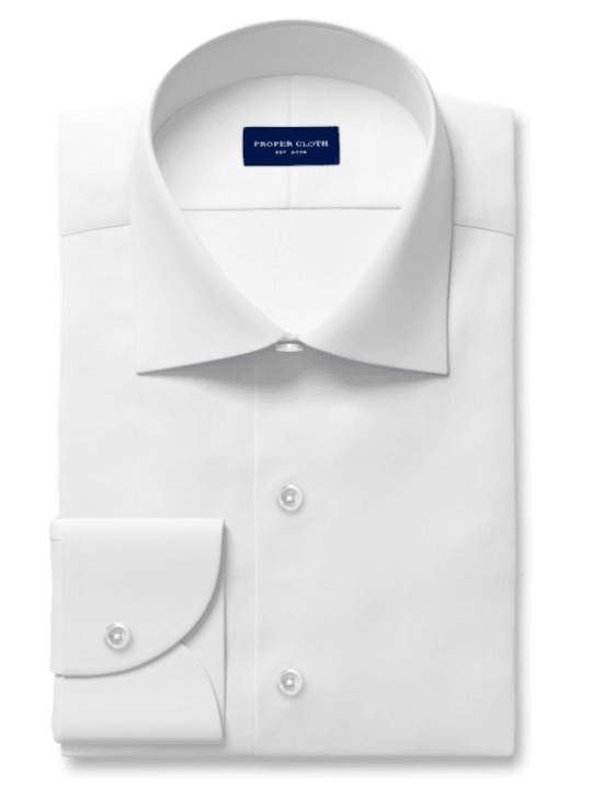 Proper Cloth Dress Shirt with French placket