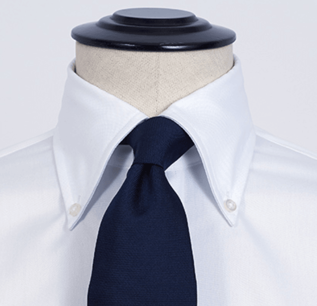 Proper Cloth Roma Button-Down Collar