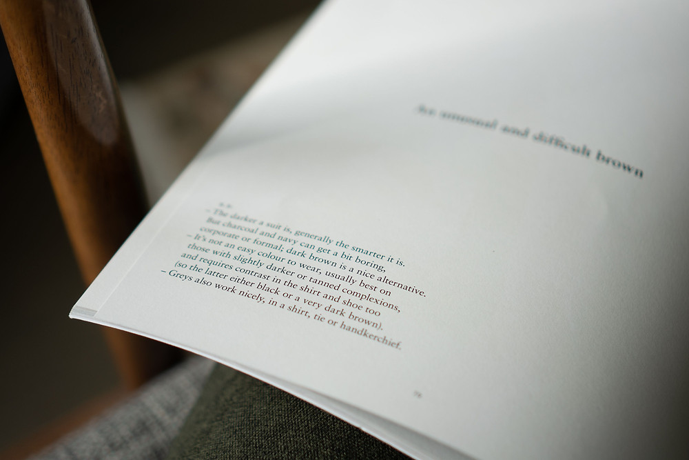 Page 76 of The Style Guide by Permanent Style (aka Simon Crumpton)
