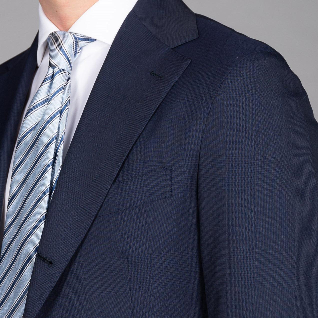 CAVOUR Light Wool PoW Suit