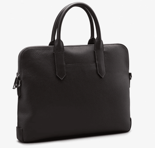 Suitsupply outlet sale: Brown suitsupply briefcase