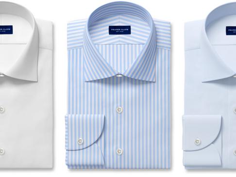 Beginner's Guide: Dress Shirts