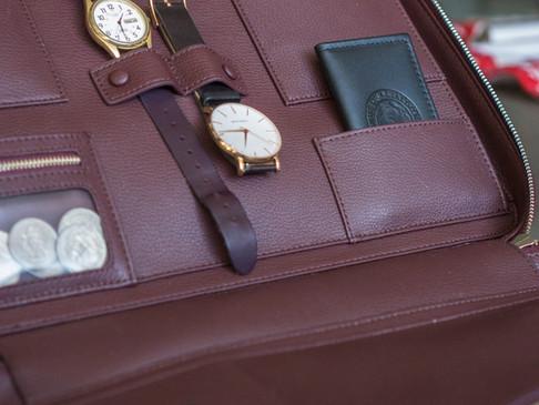 Faire Leather Co. Bond Slim Briefcase Review