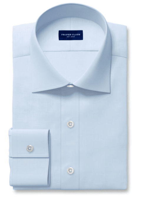 Proper Cloth Dress Shirt with front placket