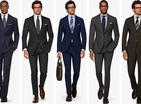 Beginner's Guide: Business Suits on a Budget