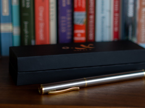 Oscar X Fountain Pen Review