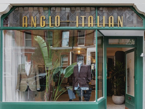 Anglo-Italian Made-to-Measure Double-Breasted Suit Review, Updated