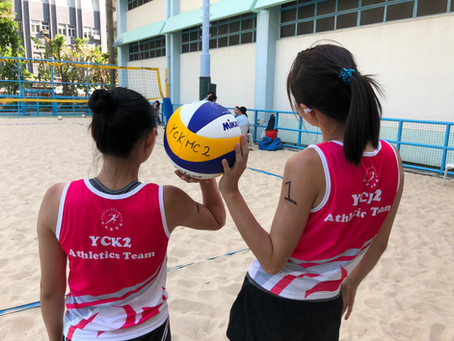 We are ready 4.0 Beach Volleyball