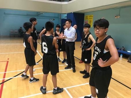 2018-03-01 學界籃球比賽 丙組小組賽