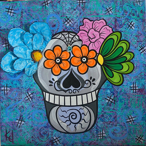 Hashtag Day of the Dead
