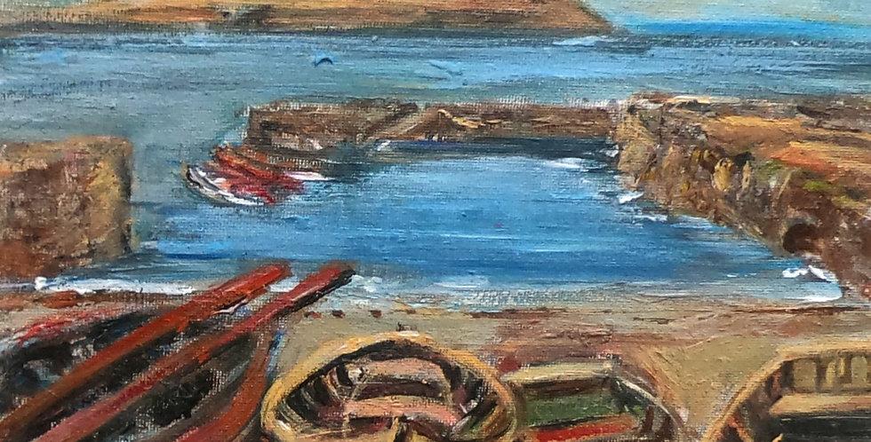 Dalkey Harbour