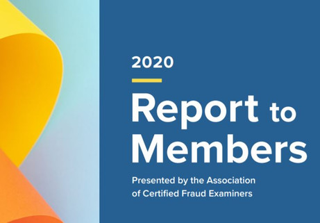 ACFE Report to Members 2020