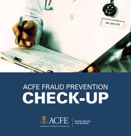 Fraud Prevention Check Up