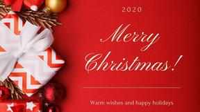 Wishing you all Very Merry Christmas
