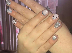 We offer dip nails!! _nailsby_jacki will