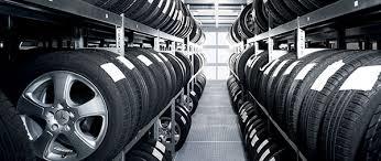 Einlagerung Räder / Reifen