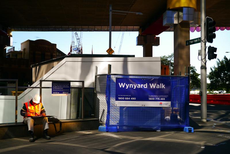 Wynyard Walk