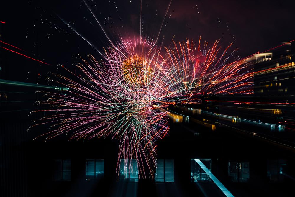 Yodogawa Fireworks 2016