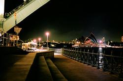 Night at Luna Park Sydney