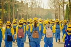 Minions Run in Osaka 2016